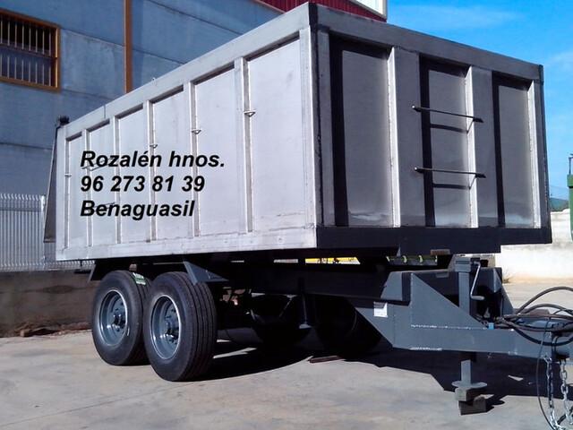 REMOLQUES AGRICOLA ROZALEN - foto 4