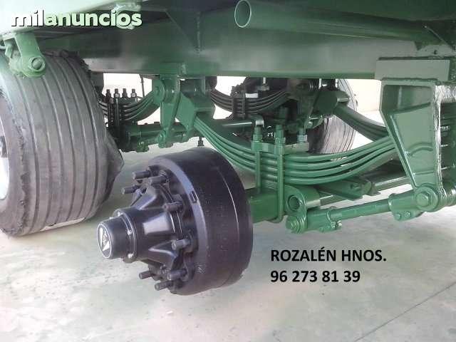 REMOLQUES AGRICOLA ROZALEN - foto 3