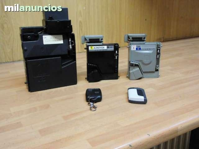 SELECTORES DE MONEDAS.  - foto 1