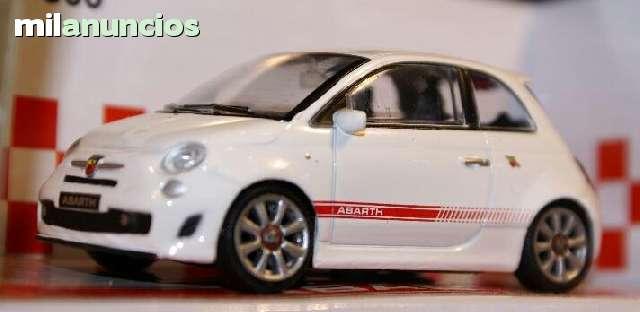 Fiat 500 Abarth Escala 1:43 De Mondomoto