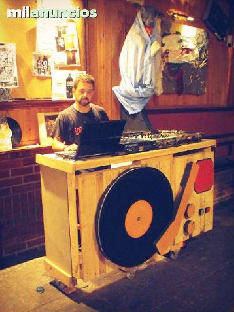 DJ BODAS EVENTOS Y FIESTAS PRIVADAS.