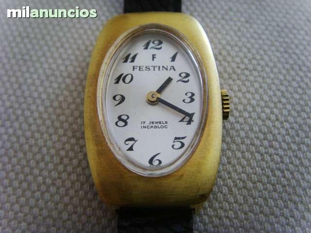 MIL ANUNCIOS.COM Reloj pulsera cuerda Segunda mano y