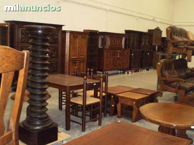 Decoraci n artesanales candelabros for Muebles rusticos de segunda mano