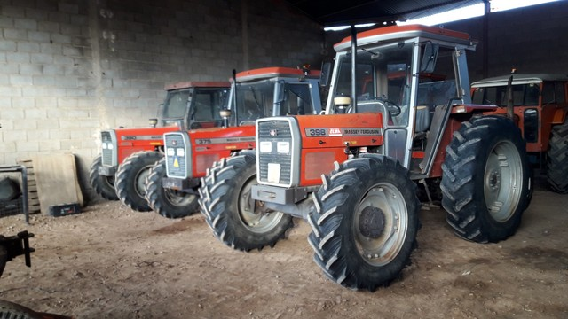 COMPRO TRACTORES MASSEY FERGUSON, FORD