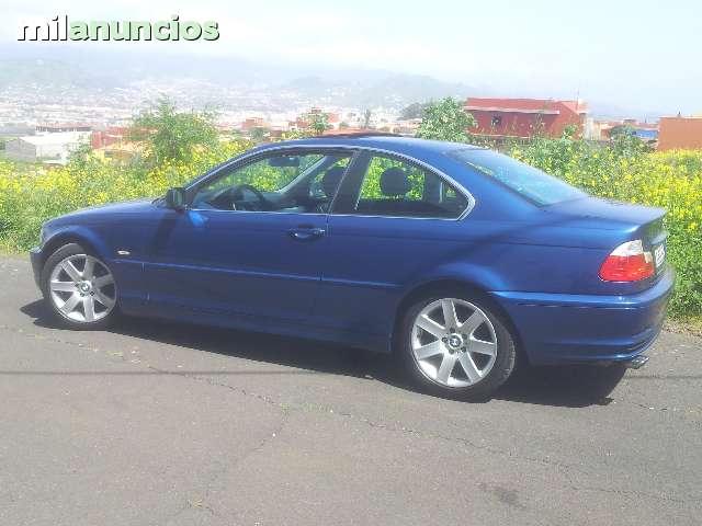 Bmw Coupe 325 Ci
