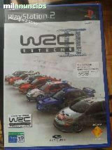 JUEGO PARA PS2: WRC EXTREME