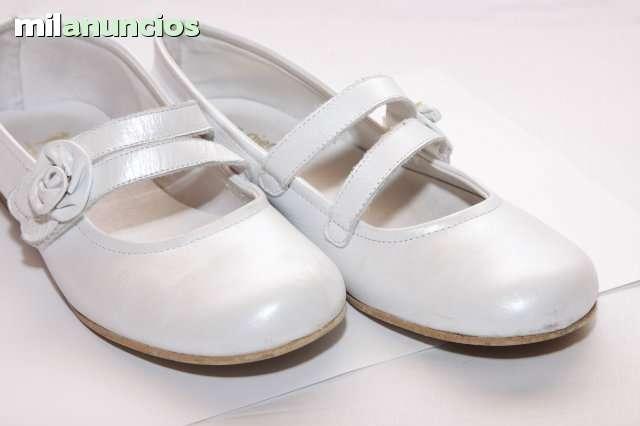 Nº Zapatos Comunion De – 35 Primera N80mvwn