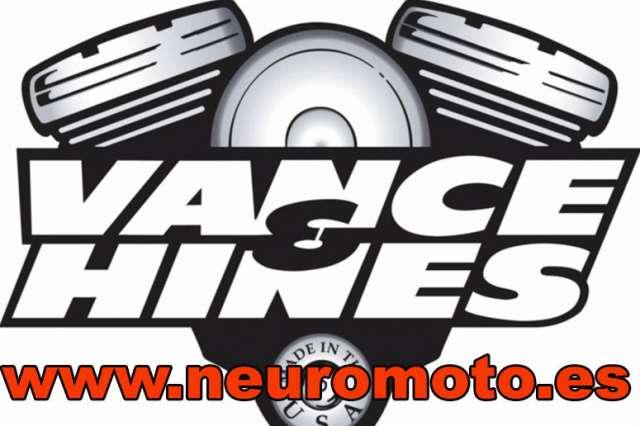 VANCE HINES ESCAPES_