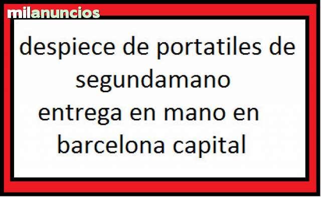 RECAMBIOS DE PORTATILES TODAS LAS MARCAS