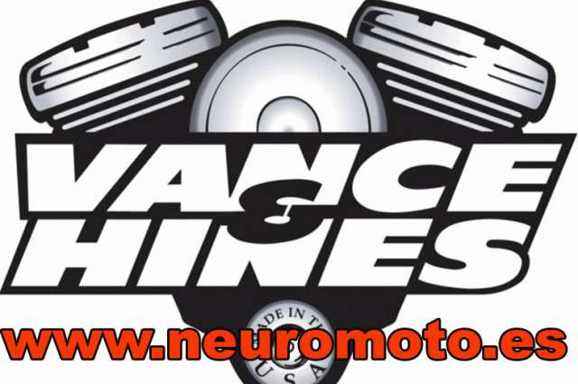 VANCE HINES ESCAPES-
