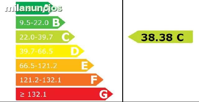 CERTIFICADO DE EFICIENCIA ENERGETICA - foto 1