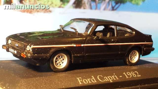 Ford Capri Escala 1: 43 Altaya En Caja