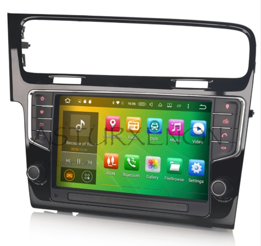 RADIO GPS ANDROID 6. 0 VW GOLF VII 7