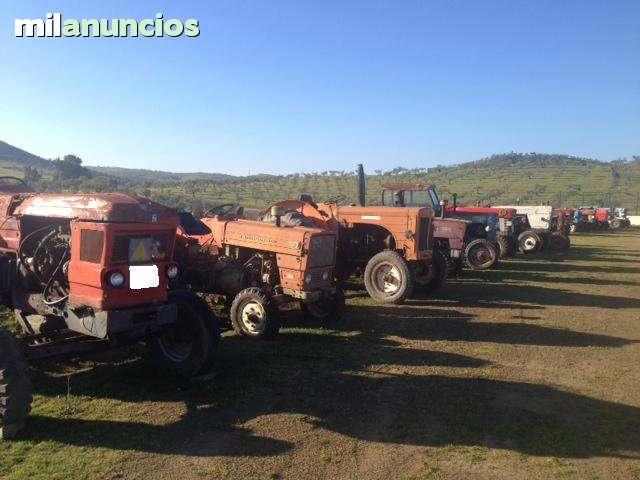TRACTORES EBRO 160 - BARREIROS 5500-5000-4000V-4045