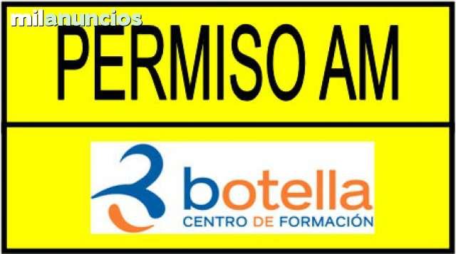 PERMISO AM,  A1 Y A2 ALCIRA Y VALENCIA - foto 1