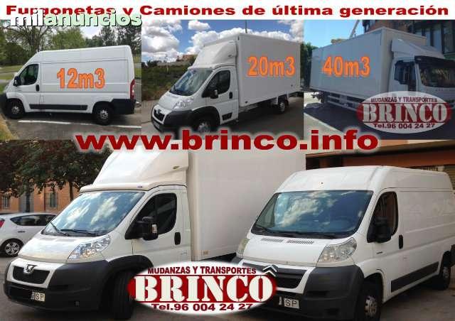 TRANSPORTES- FURGONETA 12M3 Y CAMÓN 20M3 - foto 9