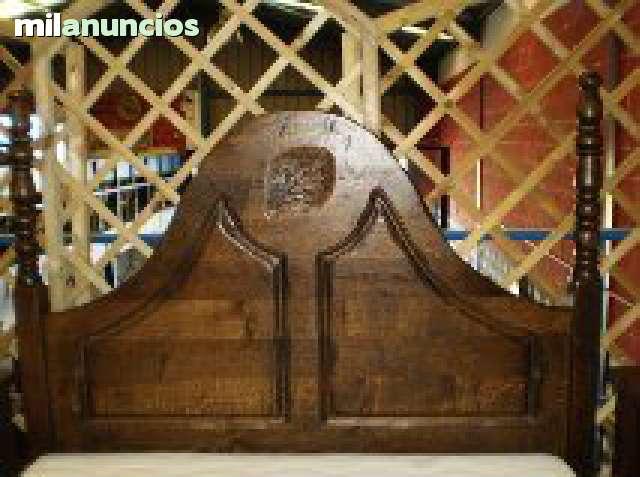 DECORACION Y MUEBLES RUSTICOS-ROMUEBLE