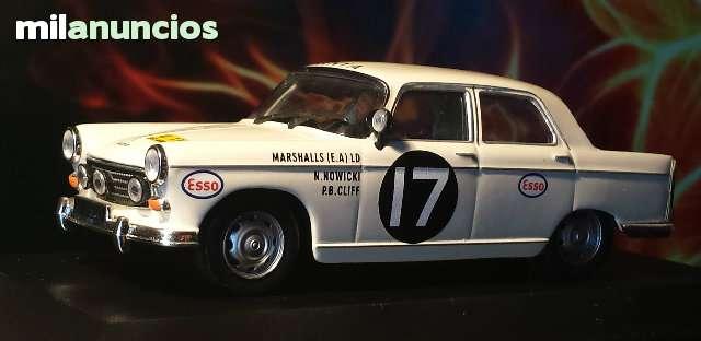 Peugeot 404 Safari Rally 1967 N.Nowicky