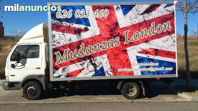 MUDANZA  MADRID,    MUDANZAS LONDON - foto 2