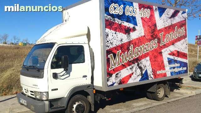 MUDANZA  MADRID,    MUDANZAS LONDON - foto 3