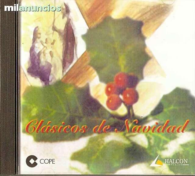 CLÁSICOS DE NAVIDAD-CD.