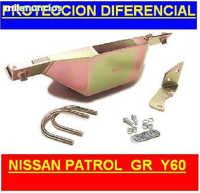 PROTECCION DIFERENCIAL PATROL GR Y60