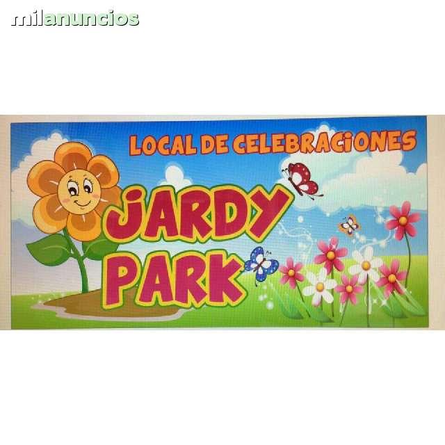 JARDYPARK LOCAL DE CELEBRACIONES