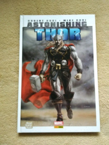 Cómic Thor Nuevo De Marvel
