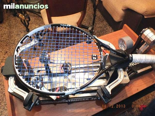 ENCUERDO RAQUETAS TODAS MARCAS Y PATRONE - foto 3