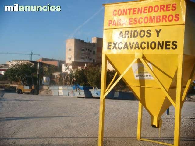 SERVICIO DE CONTENEDORES DE ESCOMBROS - foto 5