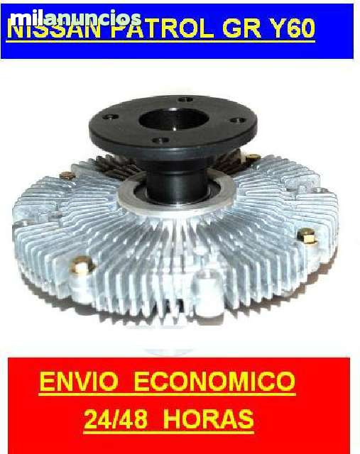 VENITLADOR VISCOSO PATROL GR Y60 RD28T