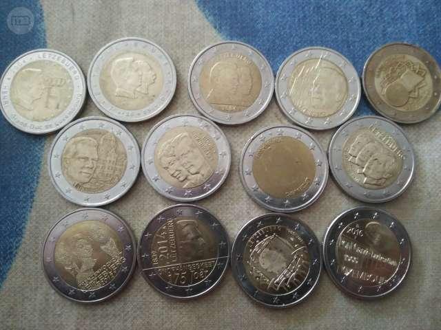 Monedas Luxemburgo