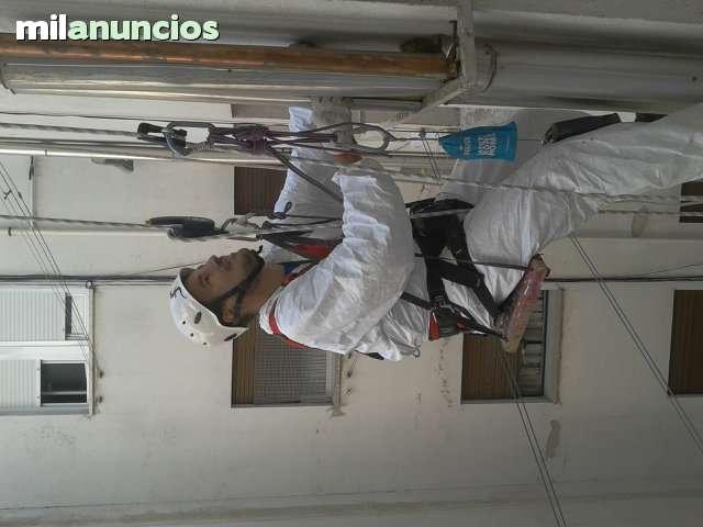 AUTONOMO TRABAJOS VERTICALES - foto 3