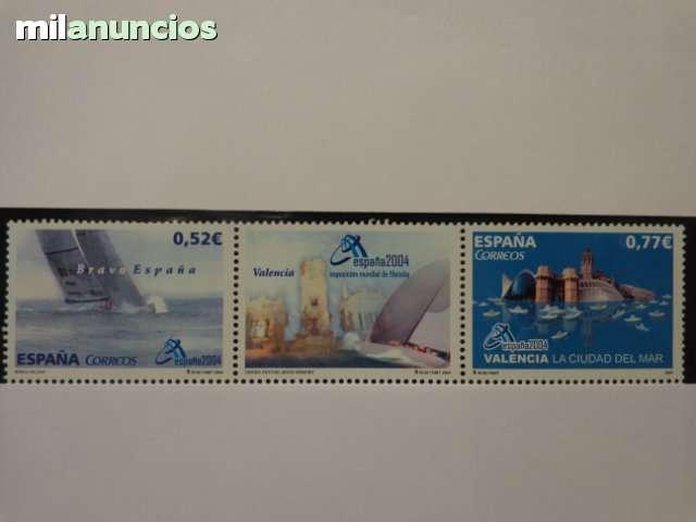 España -España 2004-Valencia La Ciudad**