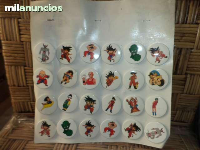 Chapas De Bola  Dragon O Dragon Ball 24