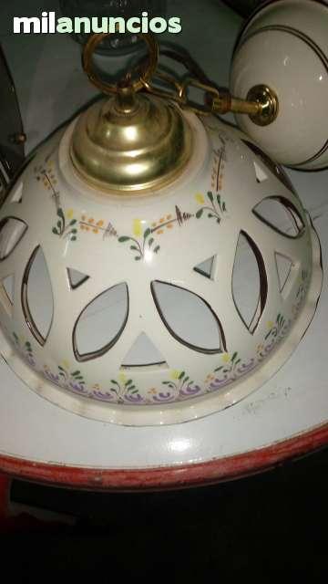 LAMPARAS DE TECHO A 10 CADA UNA
