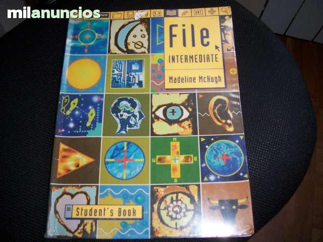 LIBRO INGLES FILE INTERMEDIATE.  - foto 1