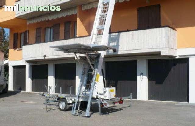 PLATAFORMA ELEVADORA PARA MUDANZAS . . .  - foto 3