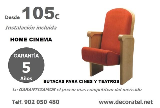 MIL ANUNCIOS.COM Butacas cine Segunda mano y anuncios