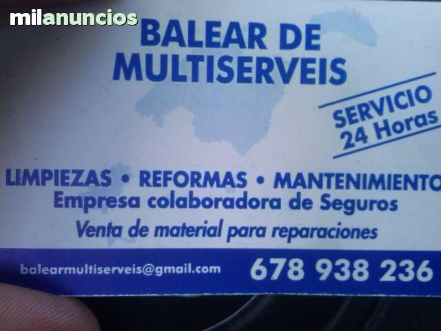 BALEAR DE MULTISERVEIS