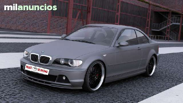 Bmw E46 Coupe Restyling Spoiler