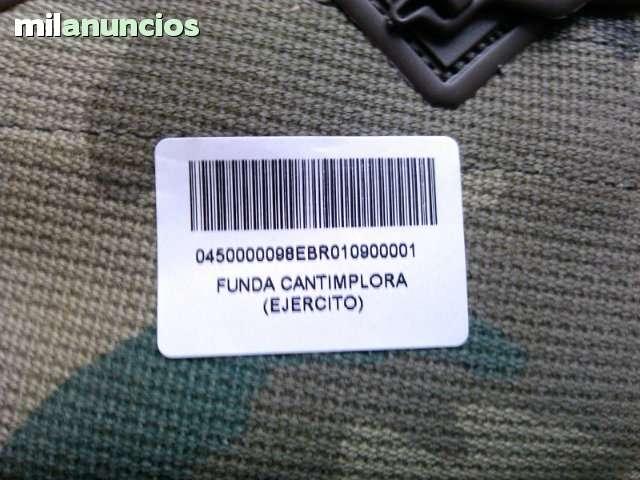 FUNDA DE CANTIMPLORA MILITAR E. T.  - foto 6