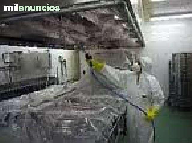 LIMPIEZA DE CAMPANAS INDUSTRIALES - foto 3