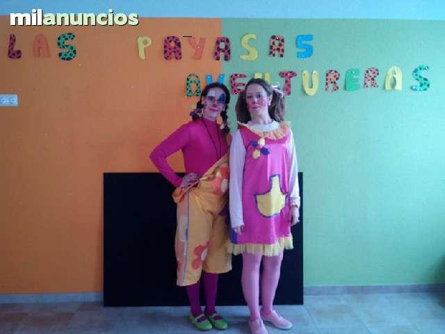 PAYASOS Y MAGOS PARA COMUNIONES OFERTAS