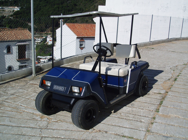 YAMAHA-EZGO-CLUB CAR - BUGGIE GOLF GASL-ELECT - foto 1