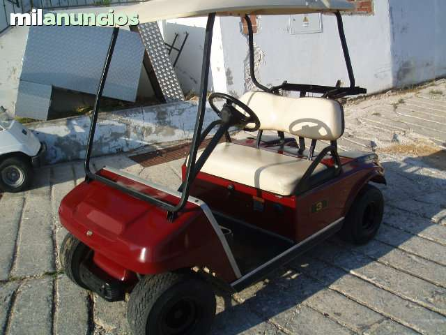 YAMAHA-EZGO-CLUB CAR - BUGGIE GOLF GASL-ELECT - foto 3