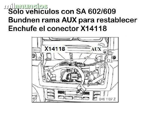 MANOS LIBRES PARA BMW E46,  X5,  X3,  39 - foto 4