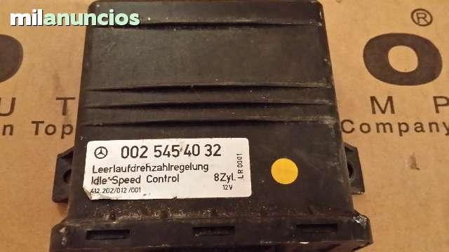 CENTRALITA MERCEDES IDLE SPEED W126