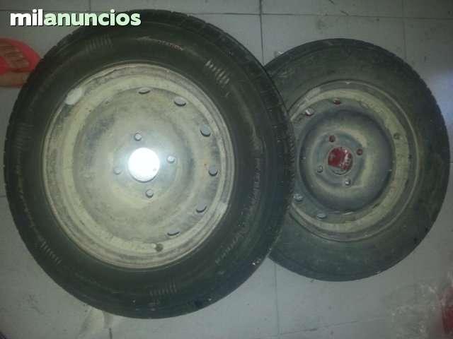 LLANTAS DE 13 PULGADAS Y DE 4 TORNILLOS - foto 2