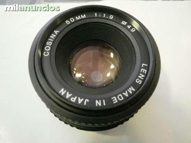 COSINA - 50 M. M. 1. 9 - foto 1